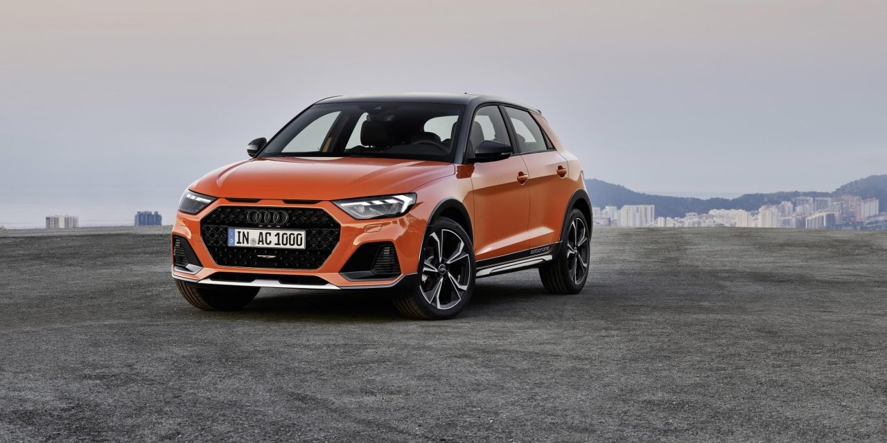 For The Urban Jungle The New Audi A1 Citycarver London Connected